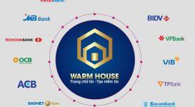 Các đối tác Ngân Hàng của Công Ty CP BĐS Warm House