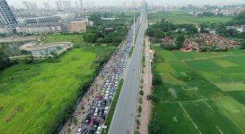 Ngày 10-10, thông xe tuyến đường Nguyễn Xiển – Xa La (Hà Nội)